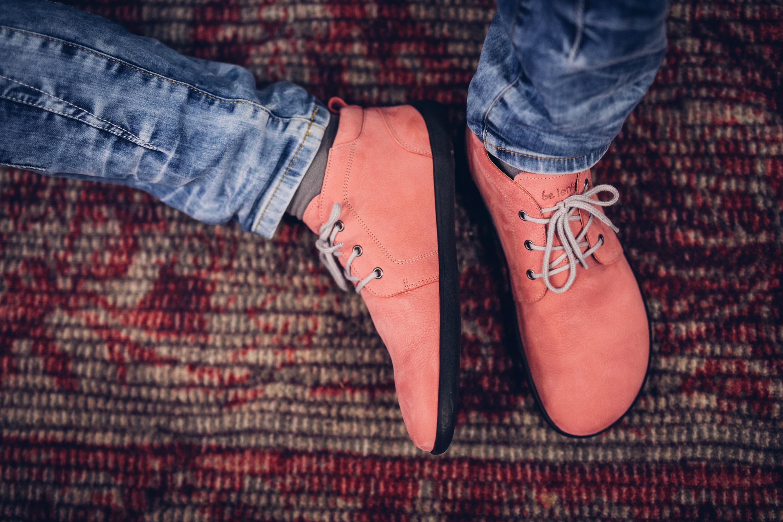Levně Barefoot Be Lenka Icon celoroční - Light Pink 43
