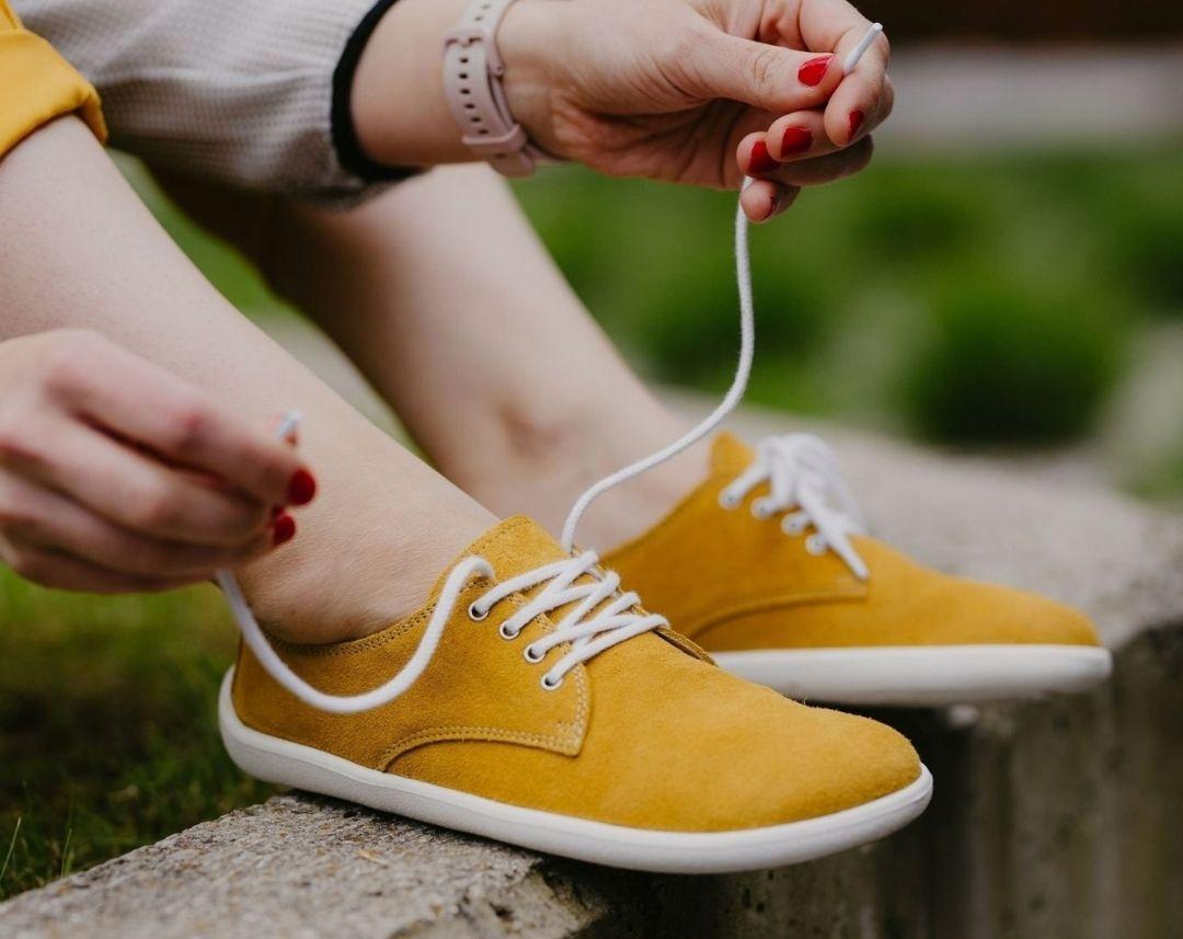 Levně Barefoot Be Lenka City - Mustard & White 45